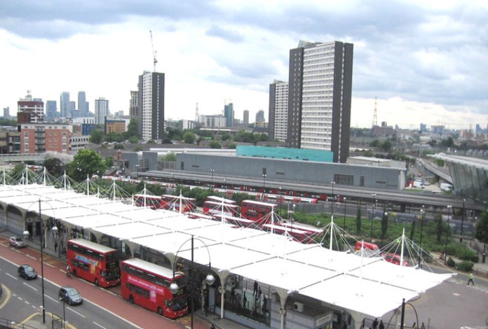 stratford transport links