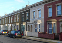 East london houses