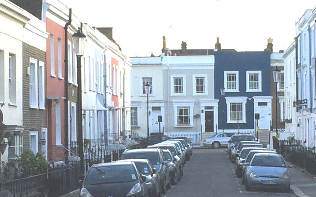 kensington & chelsea houses
