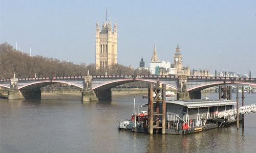 london, river thames