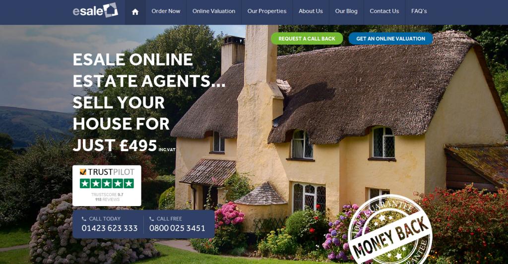 Online Estate Agents esale