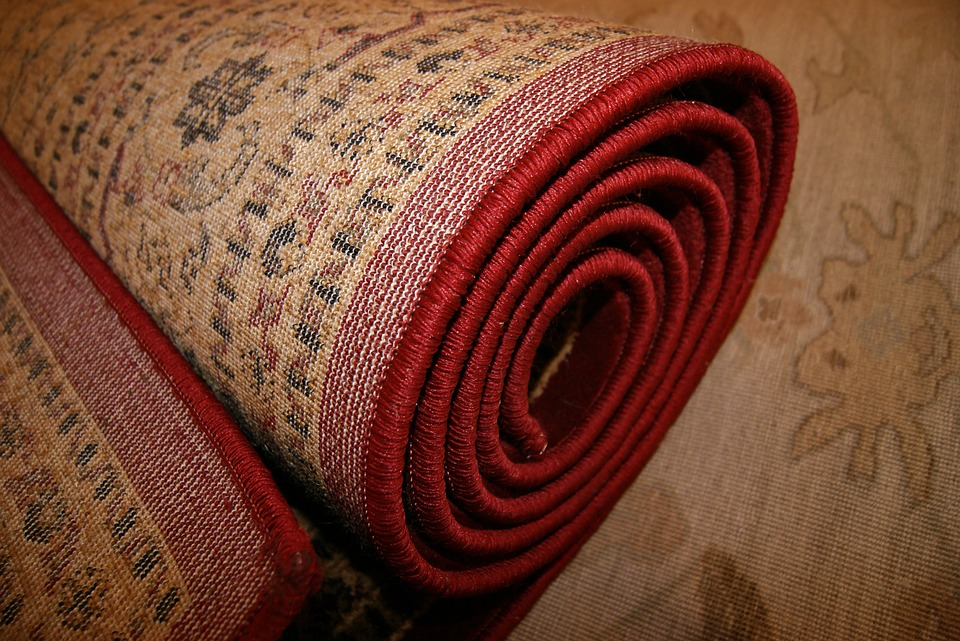 Cleaning different types of rugs
