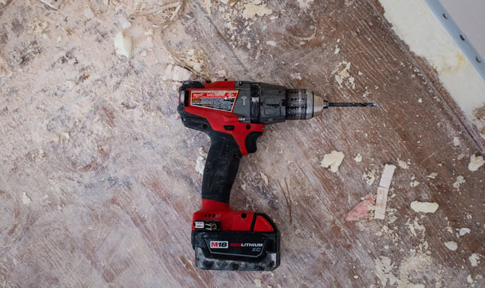 drill - diy tips